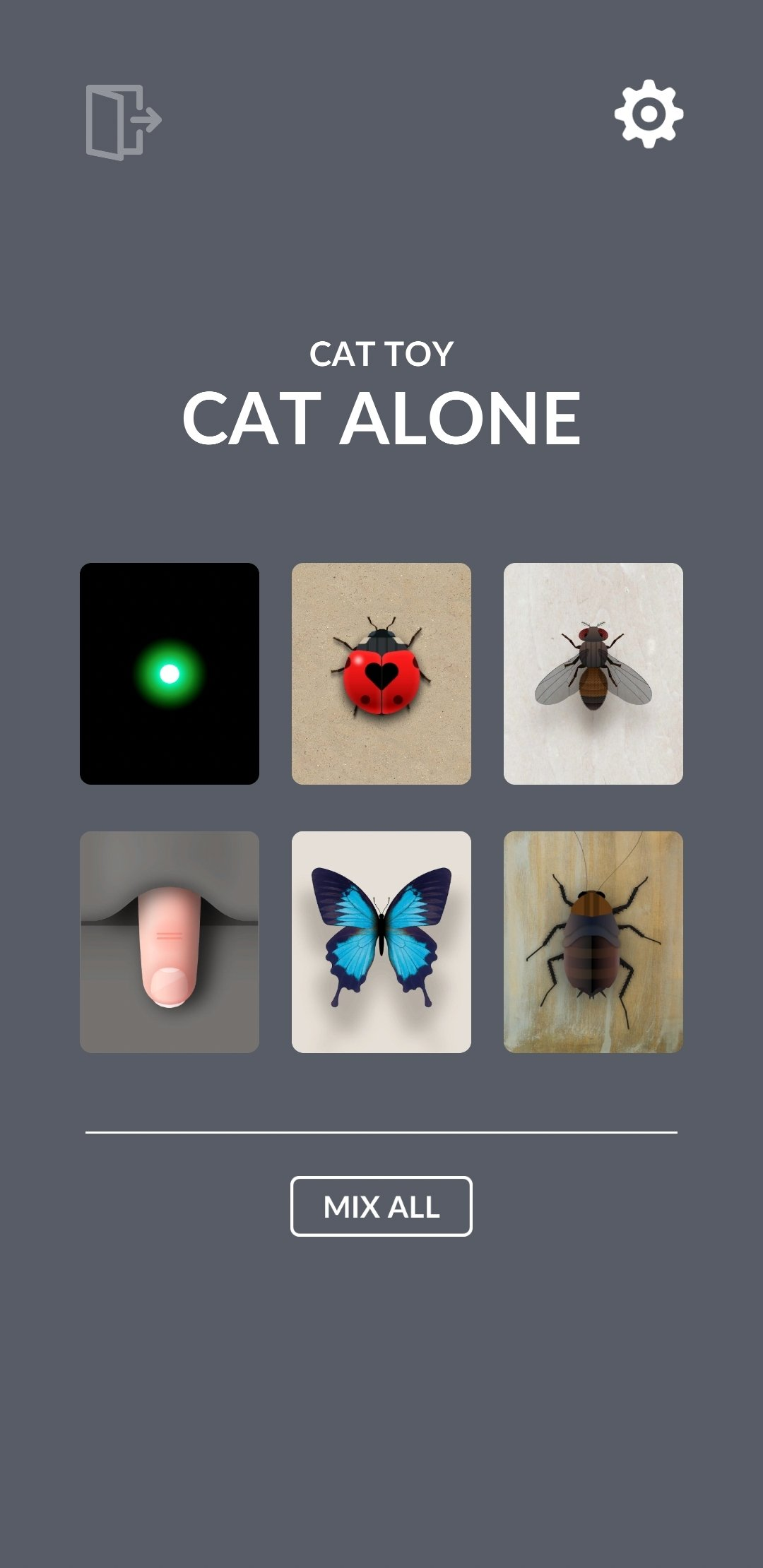 Cat Alone Android image 5