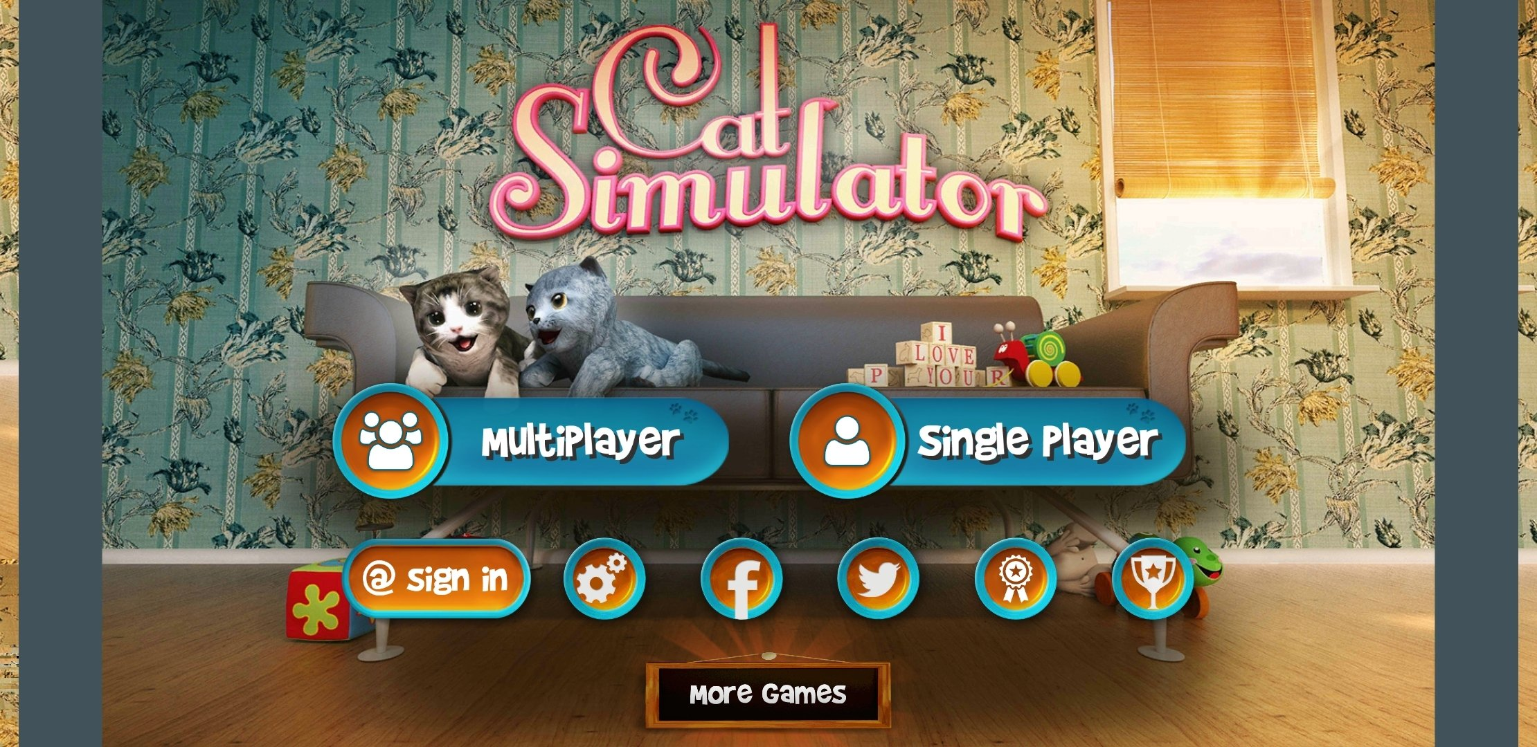 Cat Simulator Android image 5
