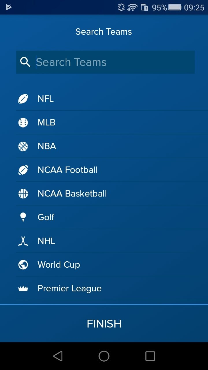CBS Sports Android image 6
