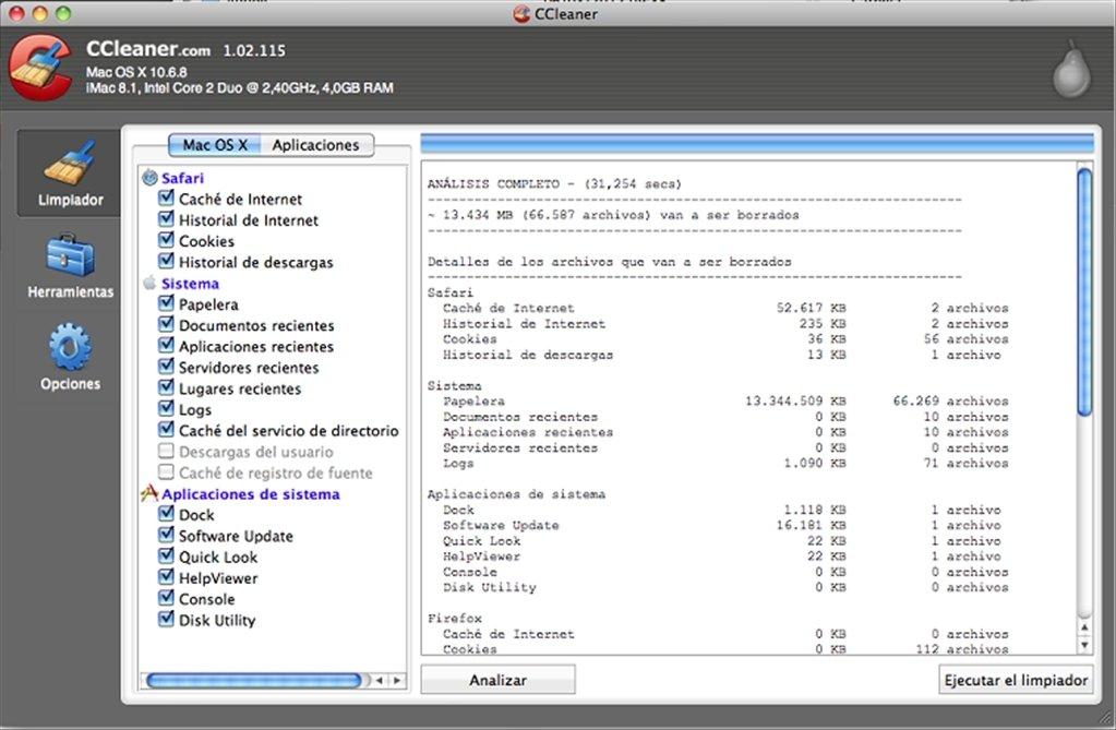 CCleaner Mac image 4