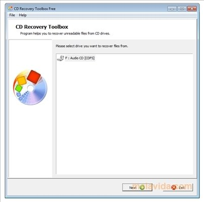 CD Recovery Toolbox image 4