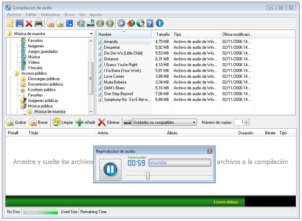 cdburnerxp gratis italiano