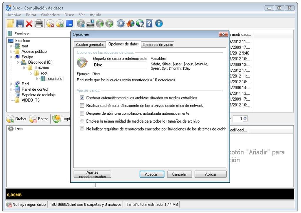o cdburnerxp em portugues