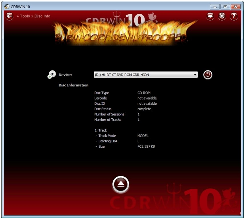 cdrwin 5 free download