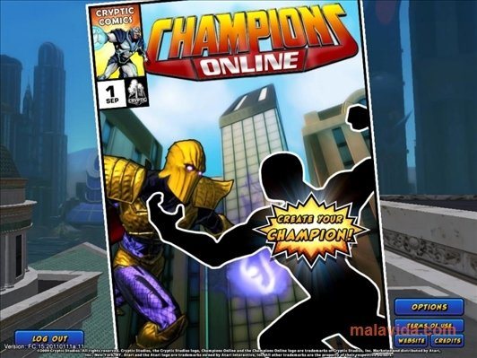 Champions Online image 7