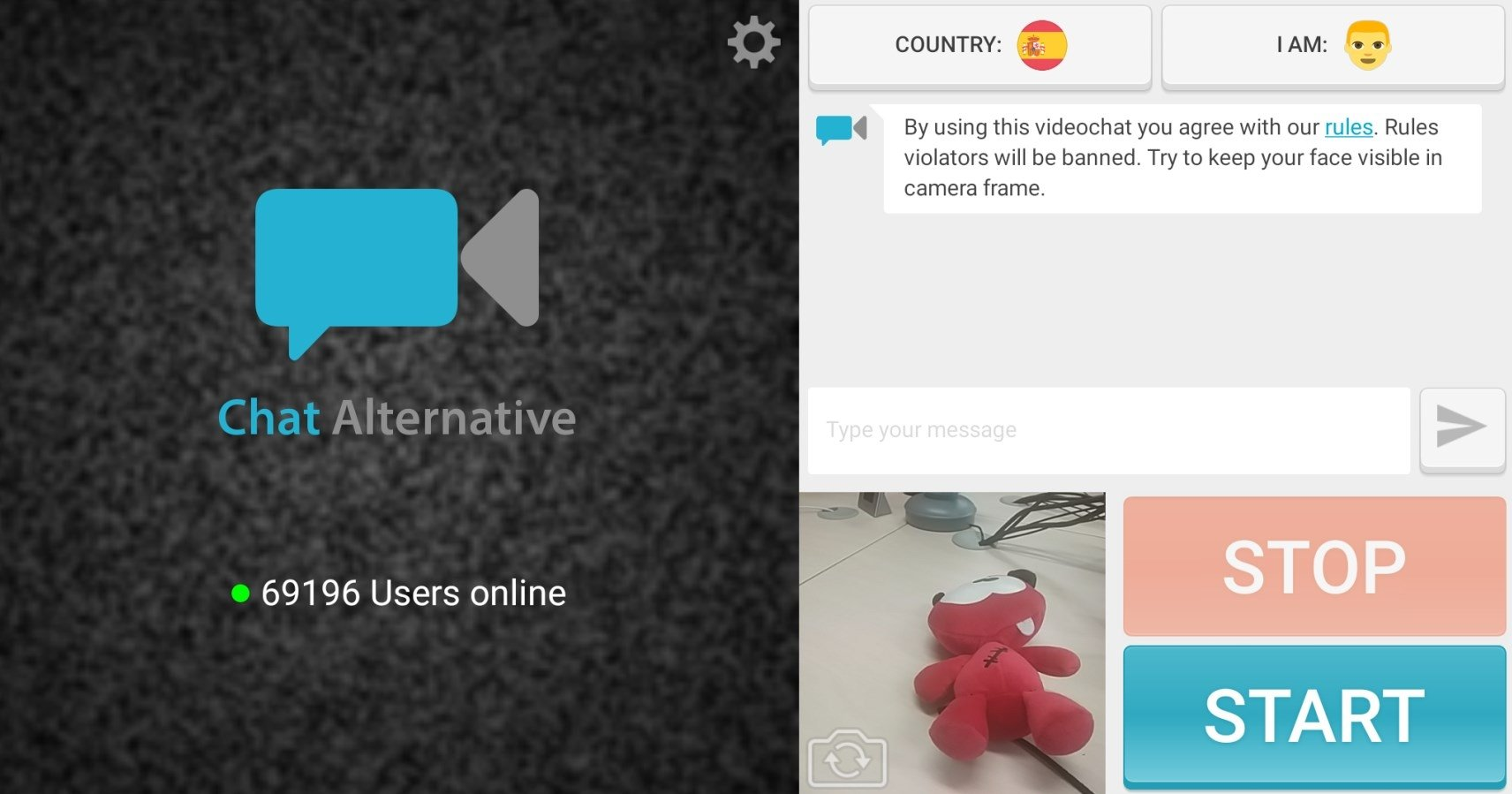 Chat Alternative 604025 - Descargar para Android APK Gratis