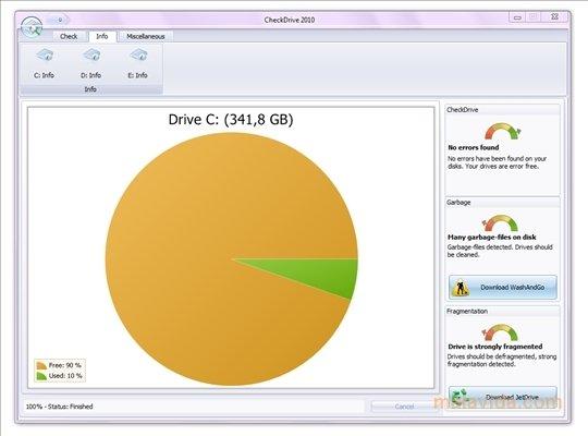 CheckDrive 2011