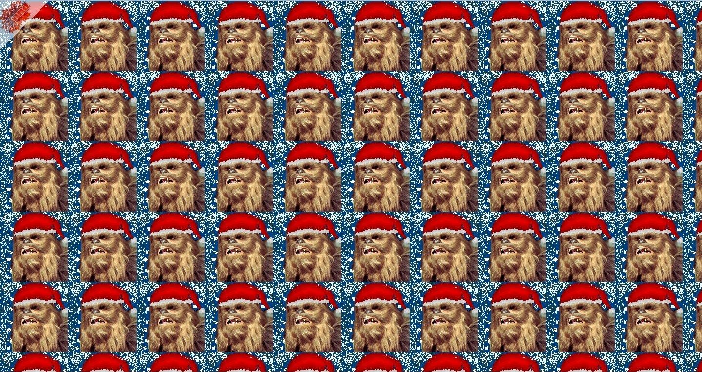 Chewbacca Sings! Webapps image 2