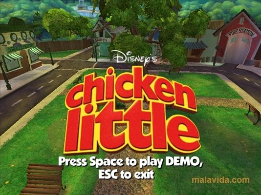 Chicken Little image 4