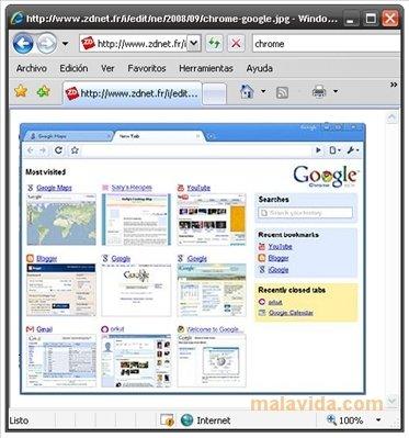 Chrome Frame image 4