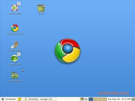 Chrome OS 1.3.932 RC
