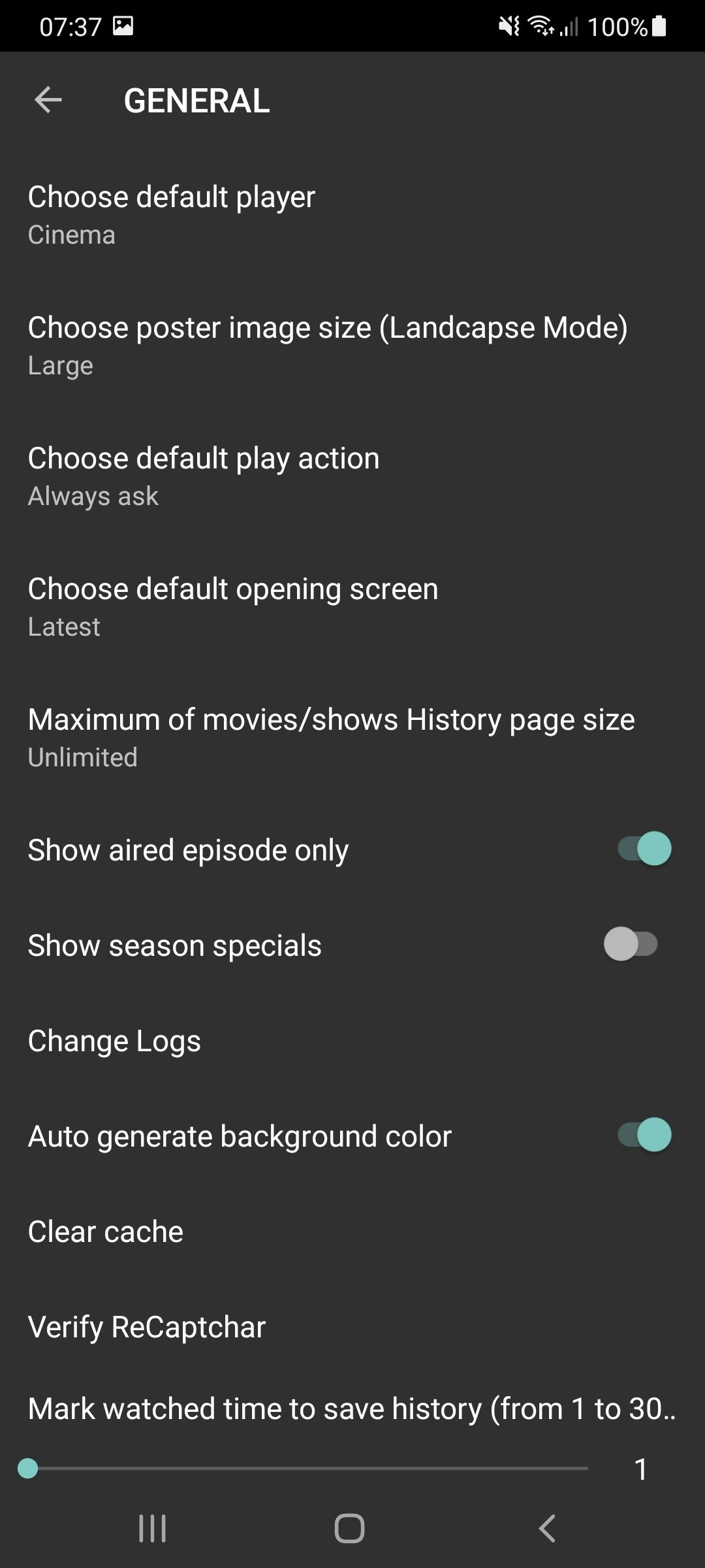 how to download cinema hd android
