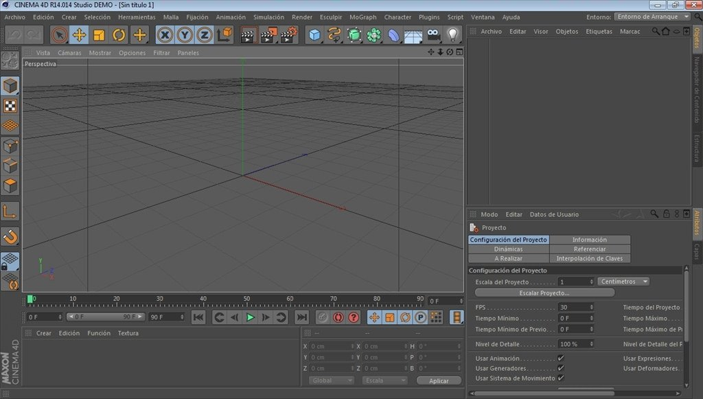 CINEMA 4D Studio R20 - Download for PC Free