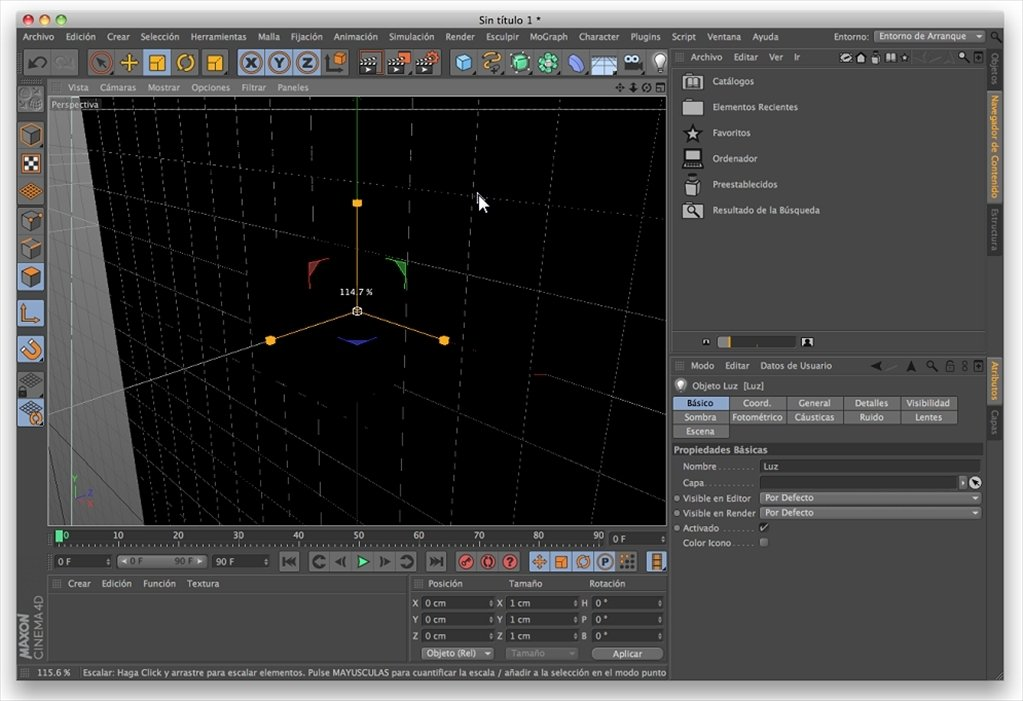 Cinema 4D Studio R20 - Download for Mac Free