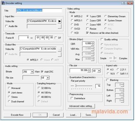cinema craft encoder 2.70