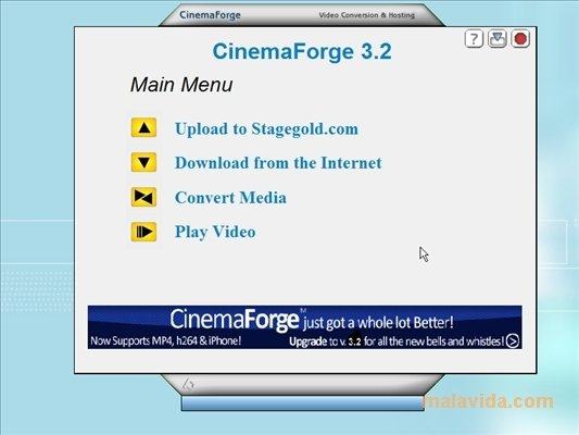 gratis cinemaforge 3.0