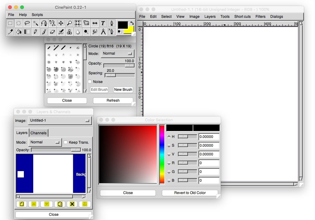 cinepaint mac