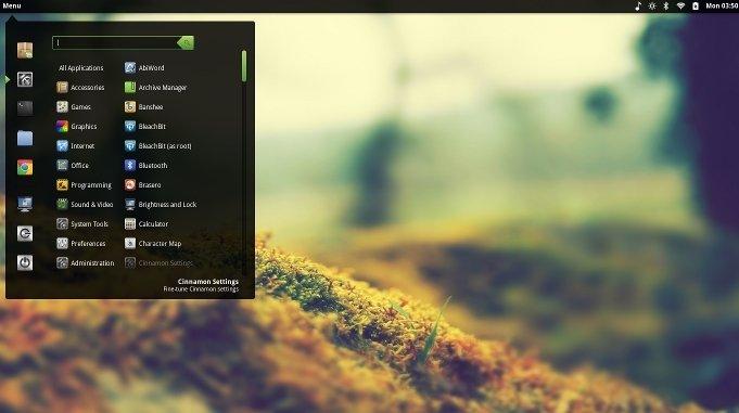 Cinnamon Linux image 4