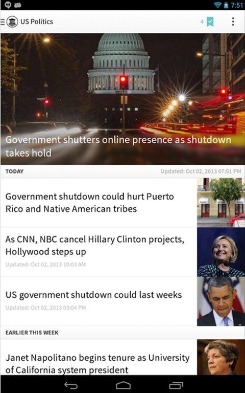 Circa News Android image 5