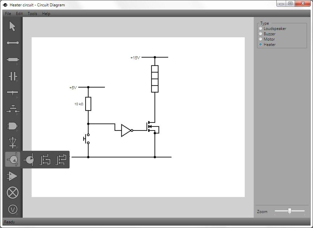 Free Circuit Diagram Drawing Software | Circuit Diagram 3 1 Download For Pc Free