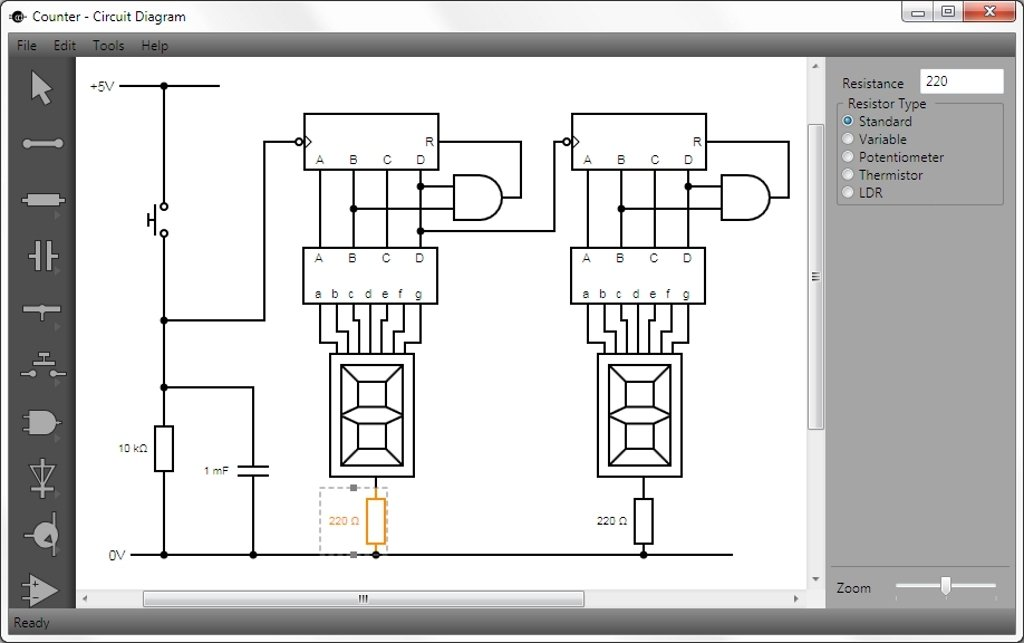 Download Circuit Diagram 3.1 - Free