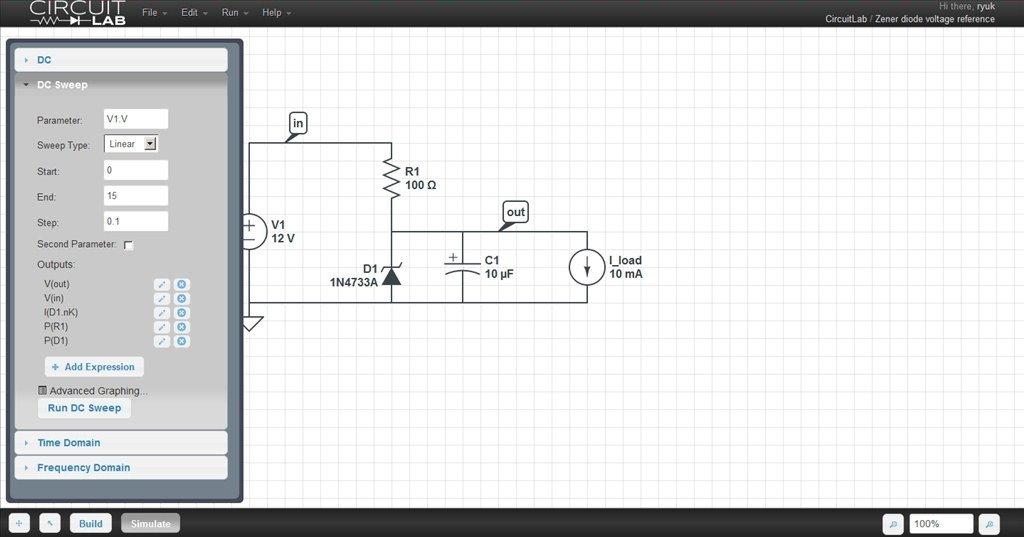 Stromkreis Simulation Online