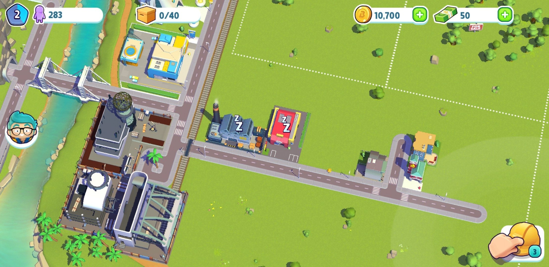 City Mania: Town Building Game Android image 8