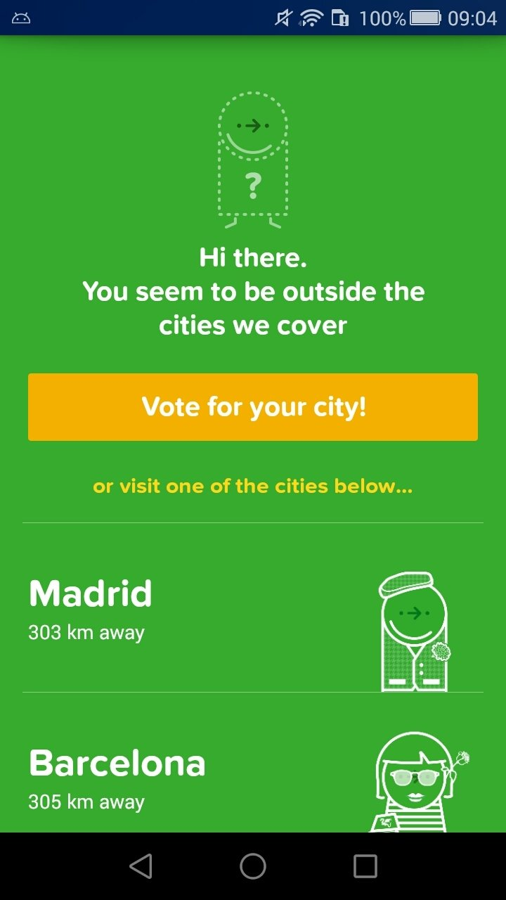 Citymapper Android image 8
