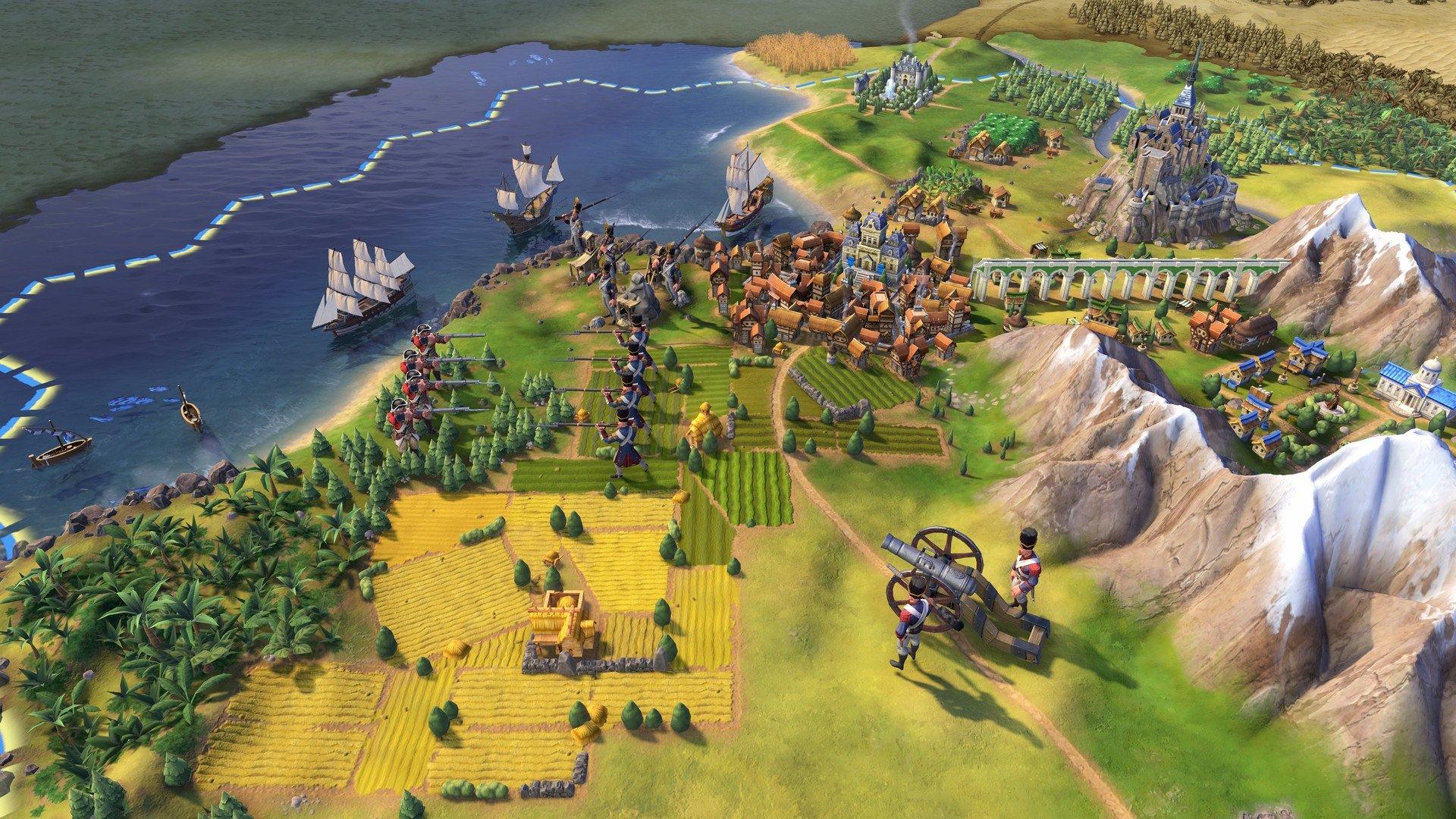 civilization vi free full download
