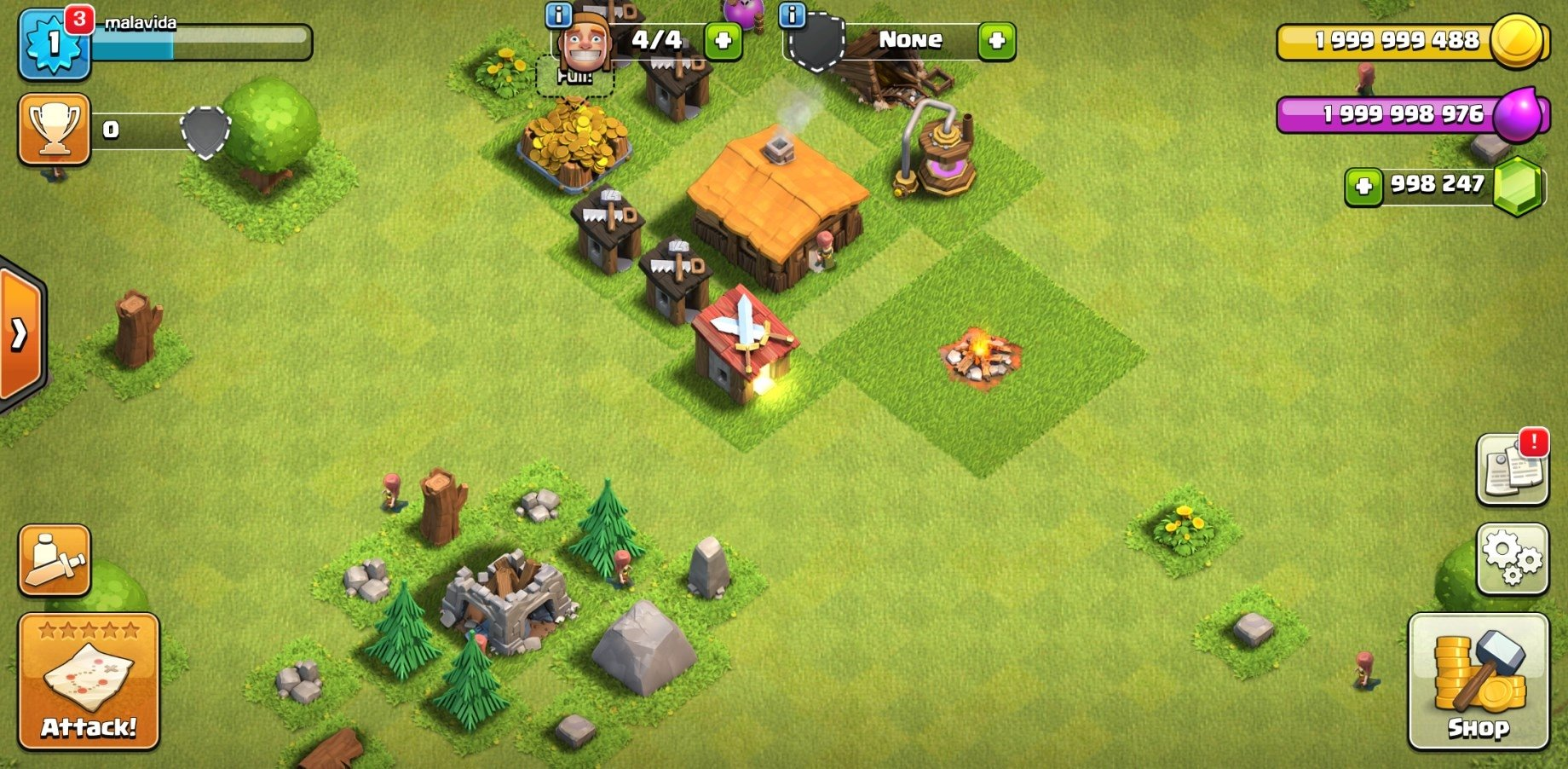Clash Hero 10 322 12 - Download for Android APK Free