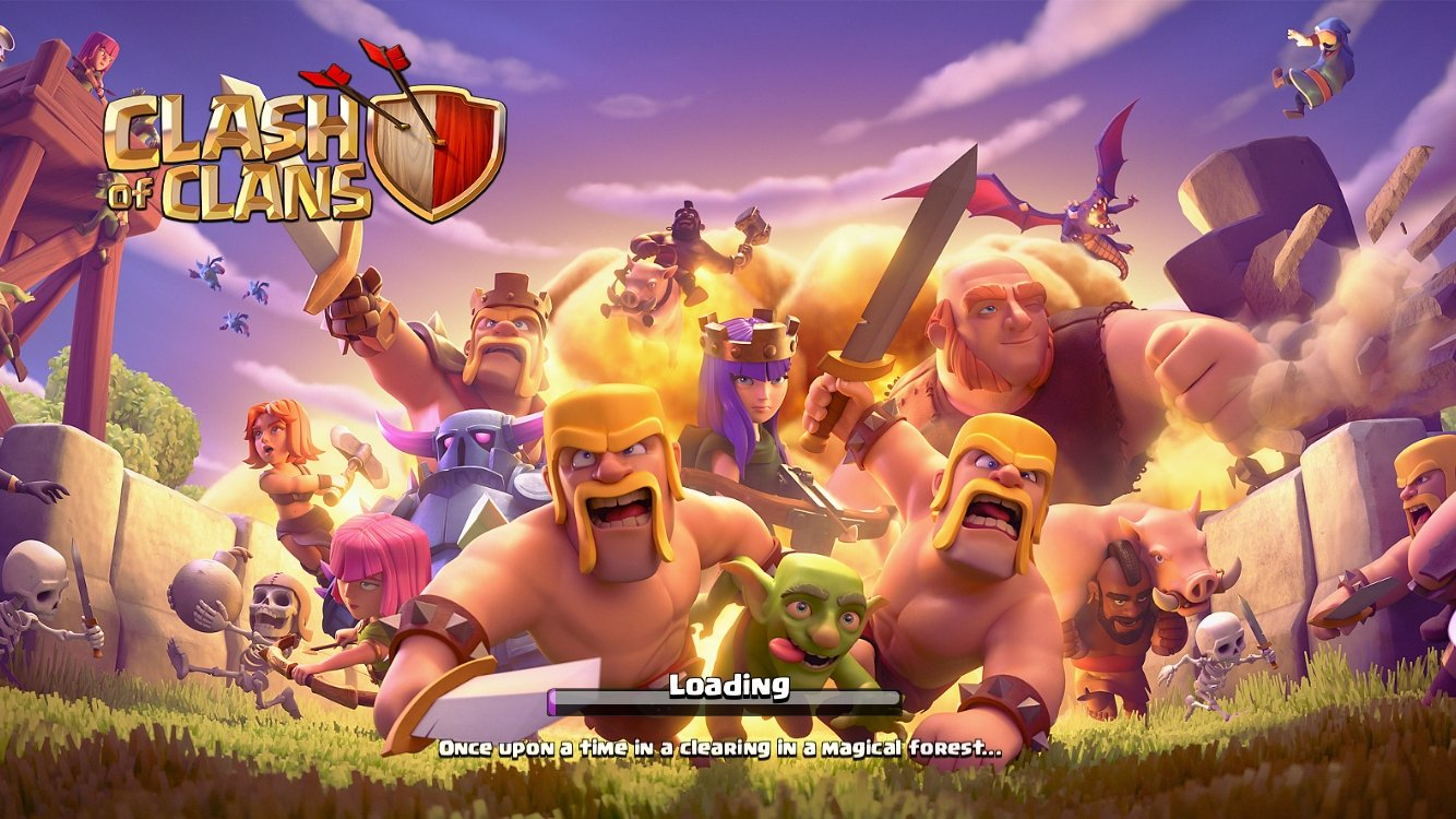 Clash of Clans iPhone image 5