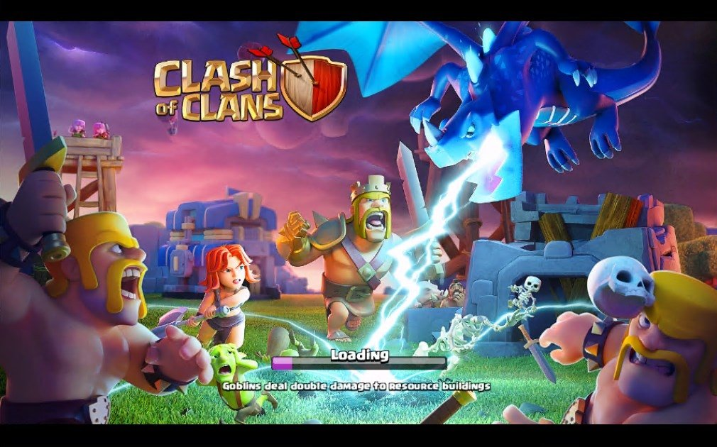 clash of clans game free download