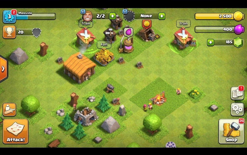 Clash of Clans 11 651 10 - Download for PC Free