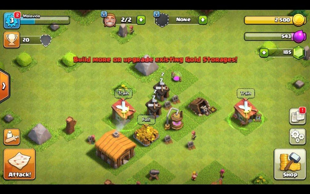 free download game clash of clans for pc  sekumpulan game