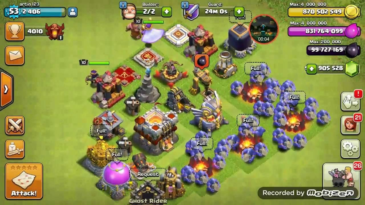 clash of clans hack apkpure