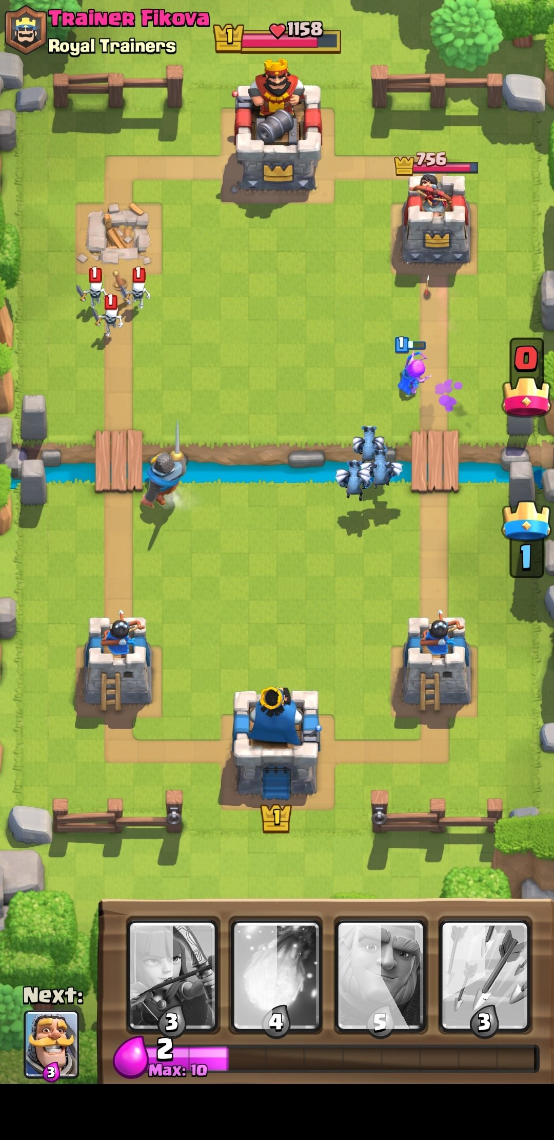 Clash Royale Android image 8