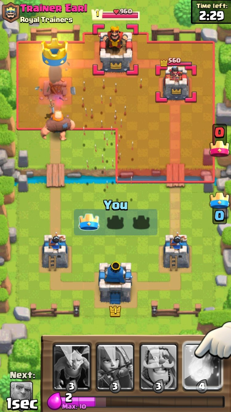Clash Royale iPhone image 5
