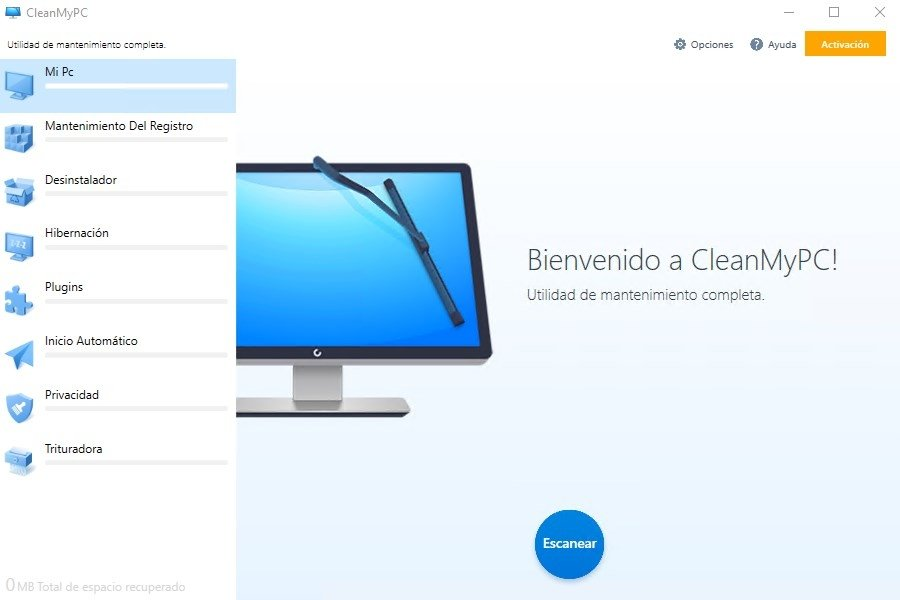clean my pc free download