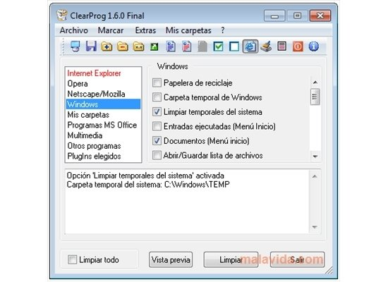 clearprog gratuit