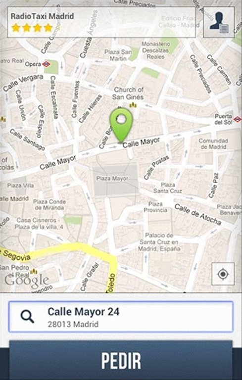 Click A Taxi Android image 4
