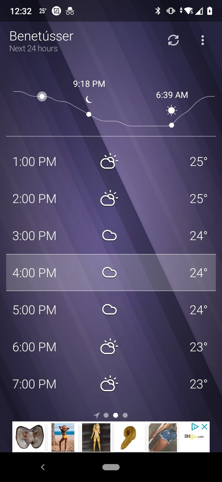 Weather 4 3 2 - Download for Android APK Free