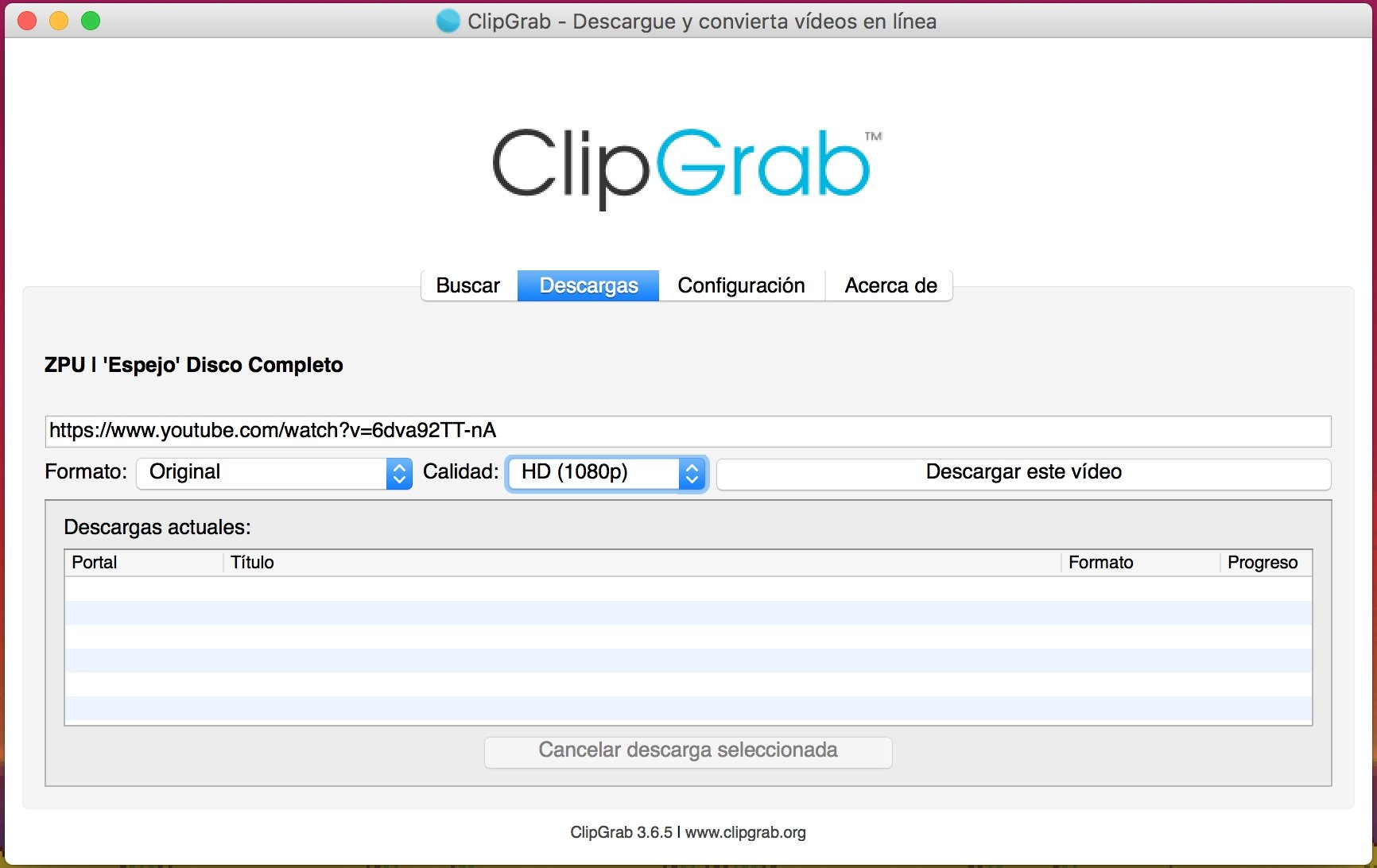clipgrab mac