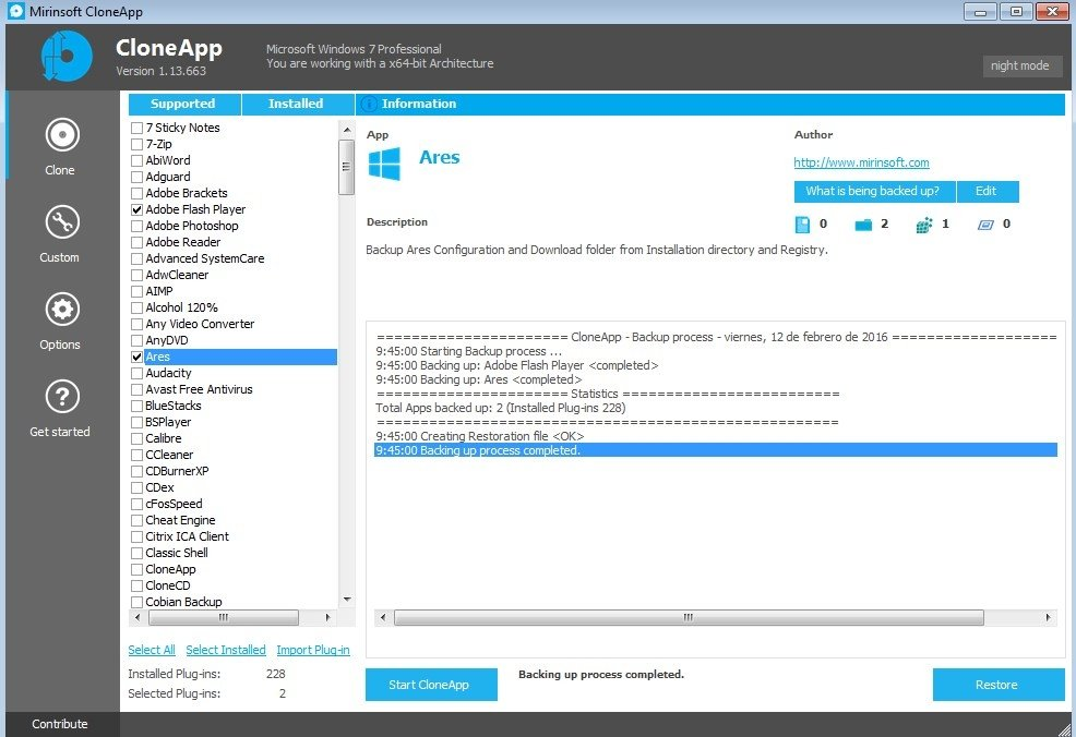 CloneApp 2 12 462 - Download for PC Free