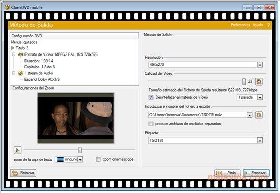 CloneDVD Mobile 1 9 5 0 - Download per PC Gratis