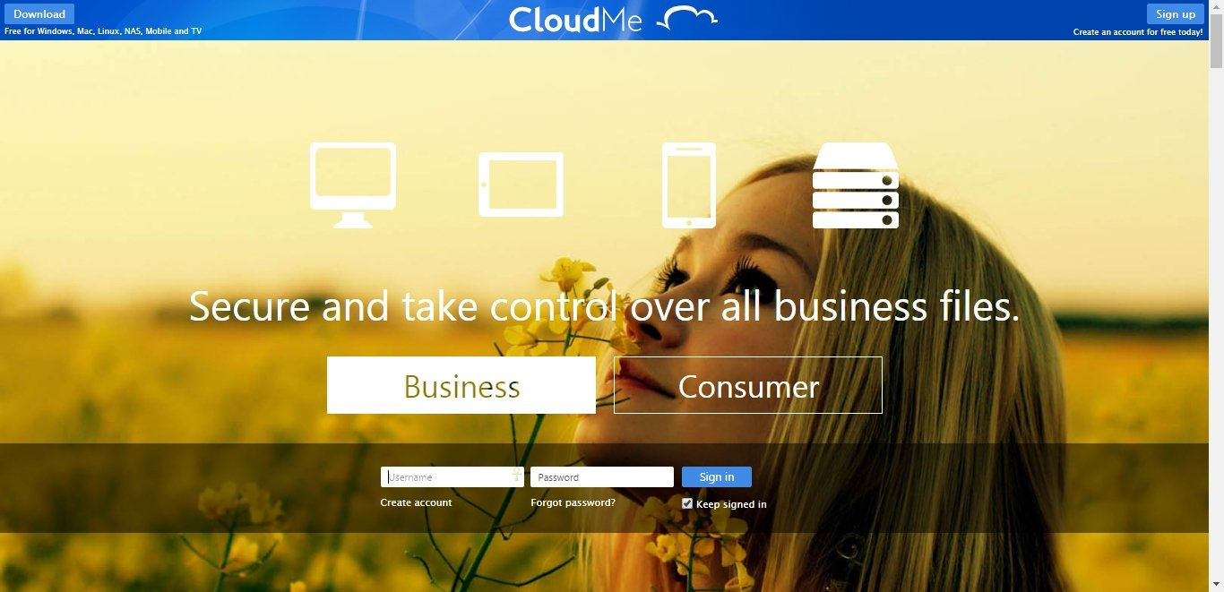 CloudMe Webapps image 7