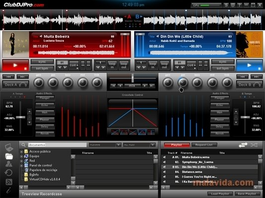 Dj software free download for pc windows 8 | VIRTUAL DJ 10 FREE