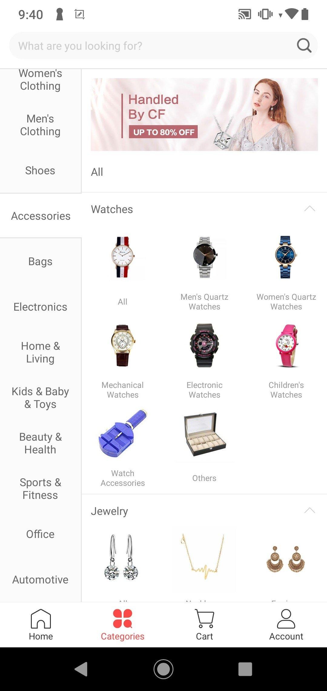 Club Factory 20.20.20   Download für Android APK Kostenlos