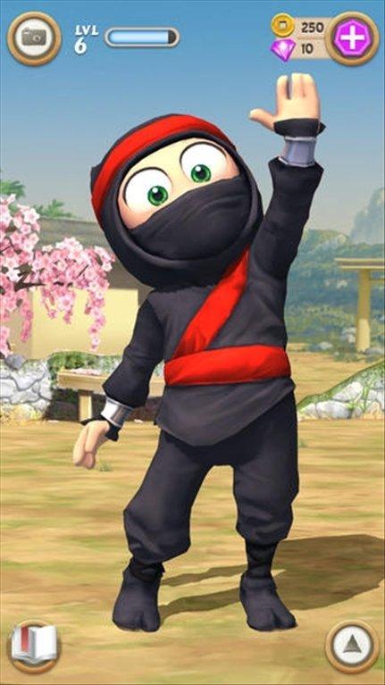 Clumsy Ninja iPhone image 5