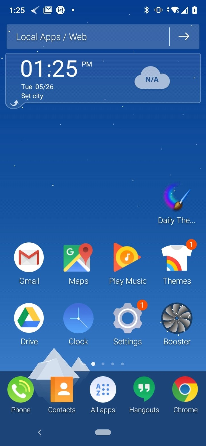 CM Launcher Android image 8