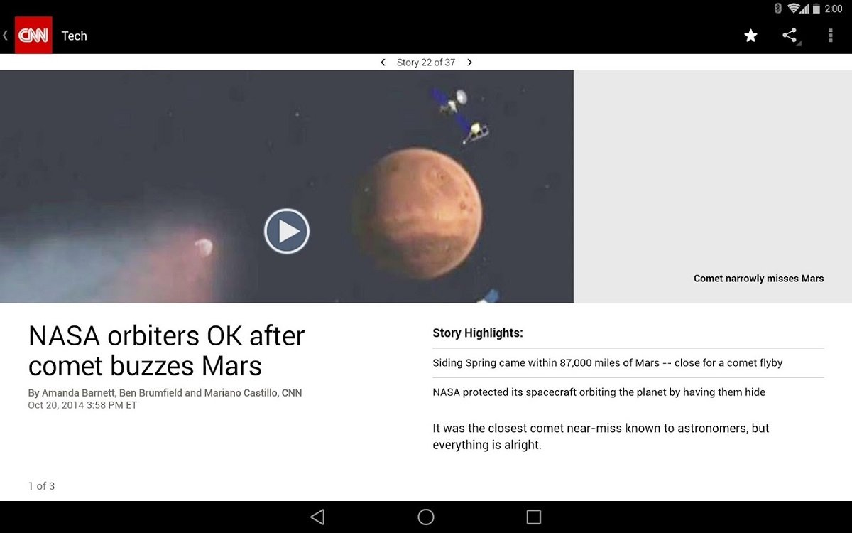 CNN Breaking US & World News 5 24 - Download for Android APK